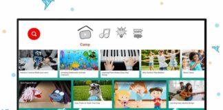 YouTube presenta su campamento de verano digital para los más pequeños
