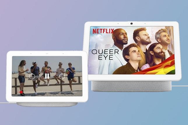 Ahora puedes ver Netflix desde tu Nest Hub