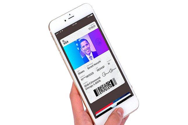 Apple desarrolla un software para usar sus dispositivos como pasaporte