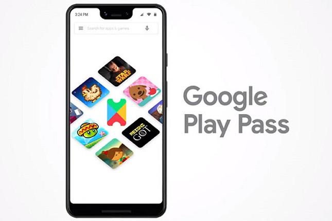 Play Store presenta su servicio de suscripción Play Pass en España