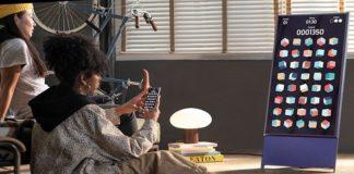 The Sero, la tele que gira vertical al ritmo de tu smartphone