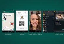 WhatsApp lanza los stickers animados y códigos QR para agregar contactos