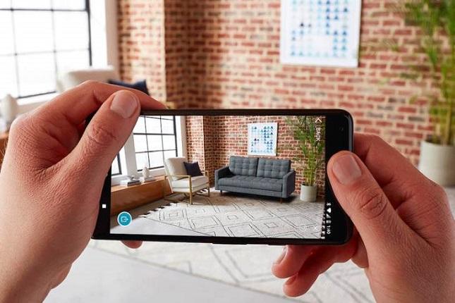 Amazon ya permite probar artículos decorativos con realidad aumentada