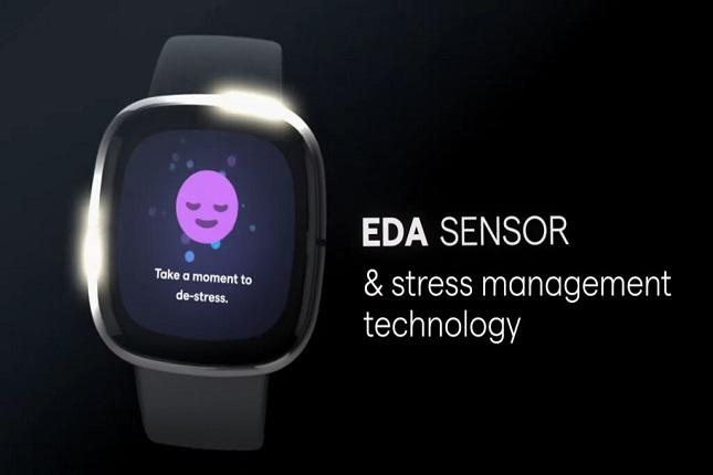 Controla el estrés con el nuevo reloj inteligente Fitbit Sense