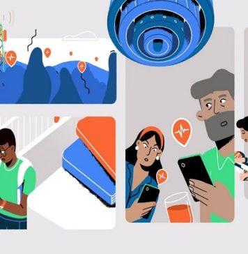 Google aprovecha los móviles Android para detectar terremotos