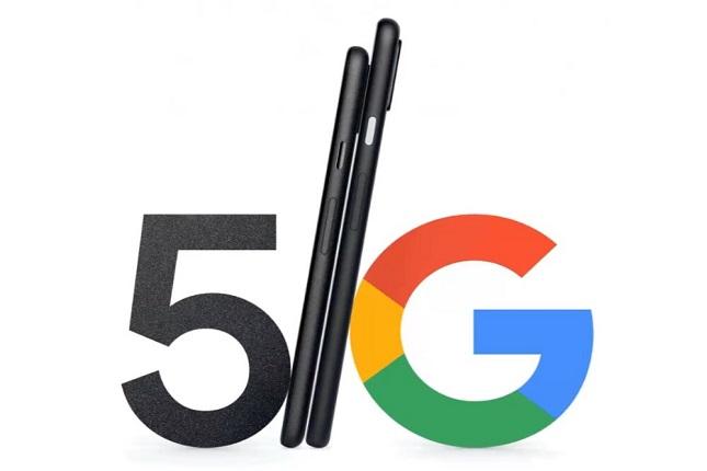 Google lanzará al mercado su nuevo Pixel 5 este otoño