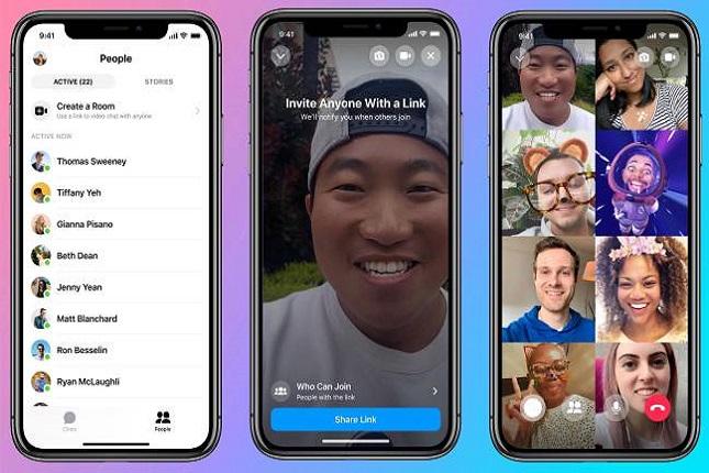 Las Salas de Messenger favorecen la experiencia desde el móvil