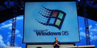 Windows 95 cumple 25 años, el sistema que añadió el menú de inicio