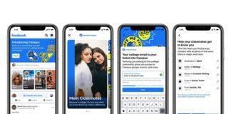 Campus, el nuevo espacio para universitarios de Facebook