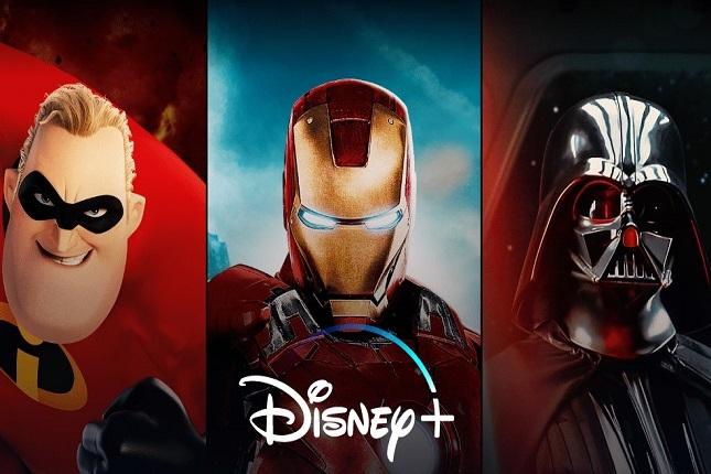 Disney+ se hace un hueco en el mercado español