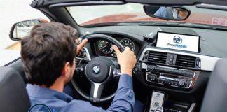 Envía mensajes de WhatsApp sin dejar el volante con la app MyFreeHands