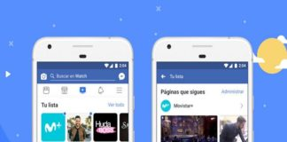 Facebook Watch consigue una audiencia de 1.250 millones de personas