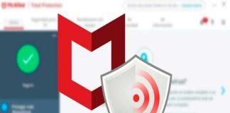 McAfee ahora ofrece una VPN nativa y protección en redes sociales