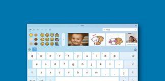 Windows 10 añade un nuevo buscador de GIFs y mejoras en el dictado