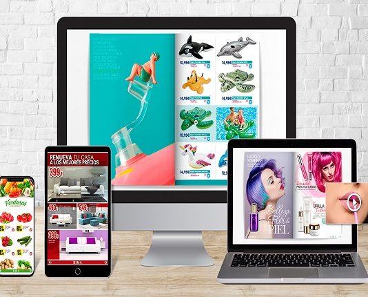 El folleto digital y la omnicanalidad, formas de publicitarse clave en los medios