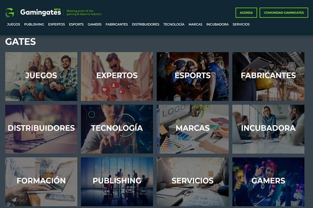 Gamingates, la primera red social de negocios para eSports y gaming