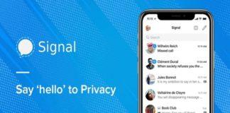 Signal ahora cuenta con administradores y mencionar usuarios específicos