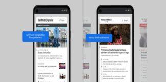 Google News Showcase presentará noticias seleccionadas por los propios editores de los medios en forma de paneles de historias