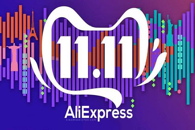 AliExpress calienta motores para el 11.11 con más oferta española