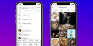 Instagram añade la búsqueda por palabras clave