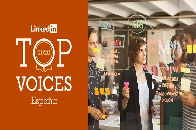 LinkedIn lanza la segunda edición de Top Voices 2020
