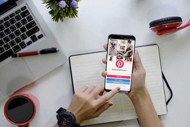 Pinterest prueba la opción de unirse a clases online en Zoom