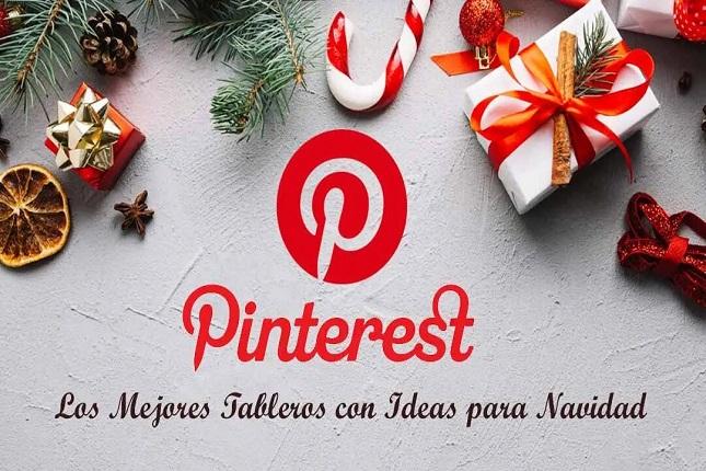 Pinterest publica su ranking de búsquedas de cara a Navidad