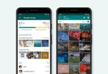 WhatsApp facilita el proceso de liberar espacio en el móvil