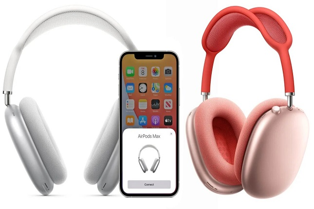 Apple lanza sus nuevos AirPods Max, auriculares inalámbricos con diseño acústico adaptable