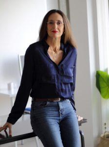 Foto Montse Moré Directora General Fundación Prevent