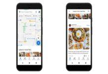 Google Maps añade nuevo feed con publicaciones comunitarias