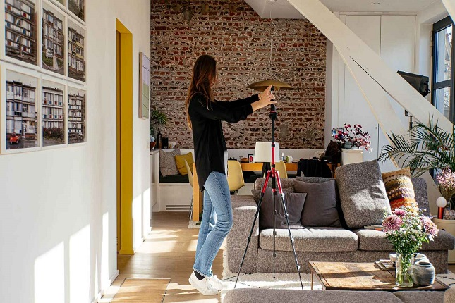 La startup Proptech crea tours virtuales inmobiliarios desde el móvil