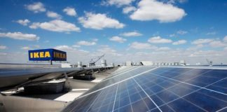 Ikea presentará sus paneles solares asequibles en España esta primavera