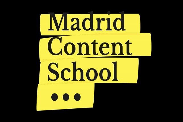 Nace Madrid Content School, la primera escuela especializada en Branded Content
