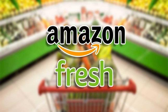 Llega a Madrid Amazon Fresh, la nueva cadena de distribución de alimentos frescos