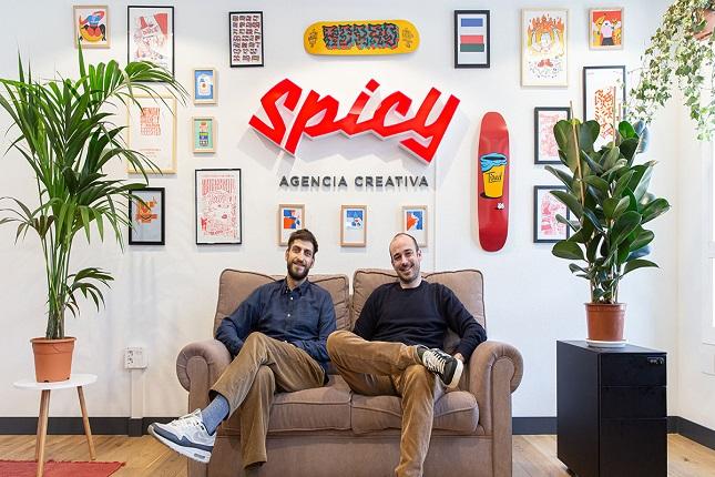 La agencia creativa Spicy se hace un hueco en el mercado publicitario