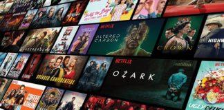 Plataforma digital Netflix