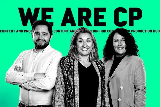 CPWorks se transforma en WE ARE CP y será un hub de contenidos y producción audiovisual
