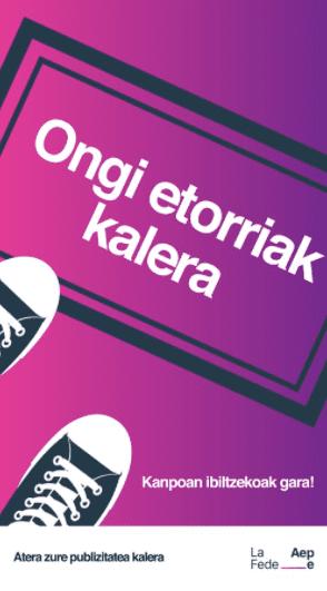 cartel euskera