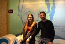 Irene Molés y Germán Gómez, ganadores Young Lions Media 2020-2021