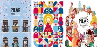 Las Fiestas del Pilar 2021 buscan un diseño para su cartel anunciador