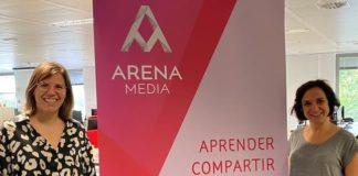 Arena refuerza su área digital con la incorporación de Simona Mauro