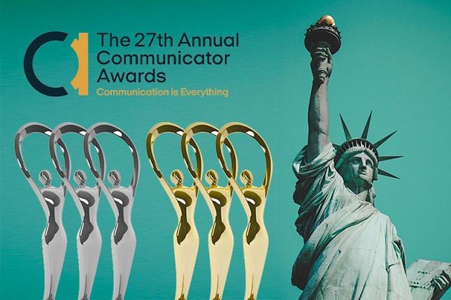Parnaso ganadora de 3 oros y 3 platas en los Communicator Awards