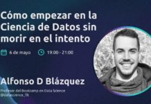 Ciencia de Datos en el workshop de ID Bootcamps