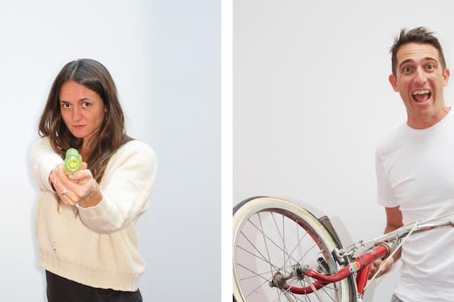Andrea García & Ed Gamboso, nueva dirección creativa de Butragueño & Bottländer