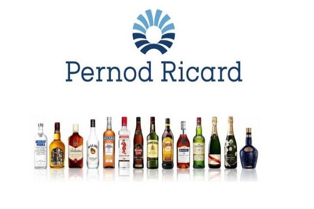 Apple Tree se hace con la cuenta de comunicación corporativa Pernod Ricard