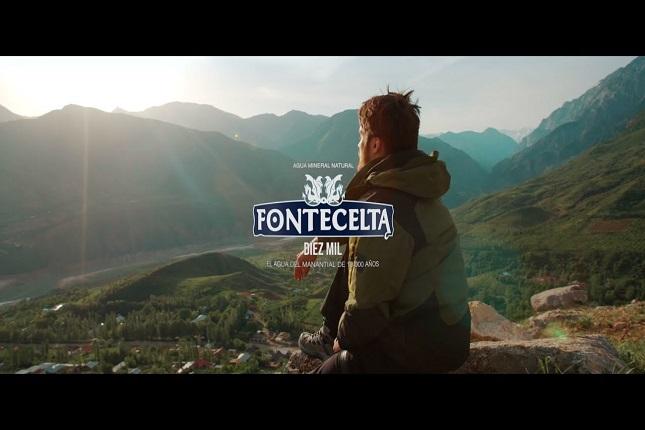 Bap y Conde crea la campaña Diez mil para Fontecelta