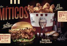 KFC recupera su lado más vintage para su última edición limitada
