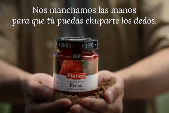 Helios homenajea a los agricultores españoles en su nueva campaña