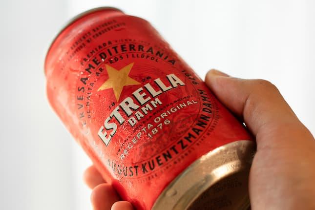Estrella Damm es la marca española de cerveza más valiosa del mundo